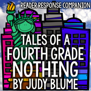 """""""Tales of a Fourth Grade Nothing"""" by Judy Bloom Reader Com"""