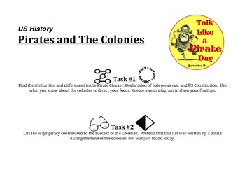 Talk Like A Pirate Day Project