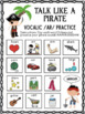 Talk Like a Pirate /ar/ FREEBIE: Speech Therapy/Articulation