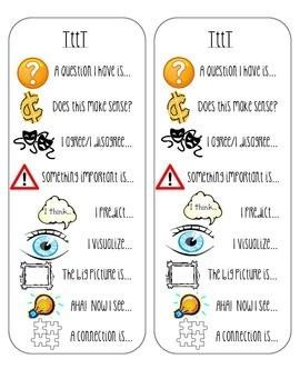 Talk to the Text Bookmarks (TttT)