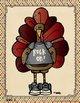 Talking Turkey I Spy Sight Words Fun-Differentiated and Al
