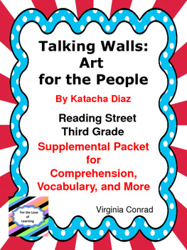 Talking Walls:  Art for the People--Supplemental--Reading