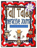 Tall Tale Interactive Notebook/Lapbook-Can be used with AN