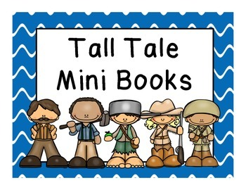 Tall Tale Mini Books