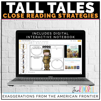 Tall Tale Unit: Exaggerations from the American Frontier
