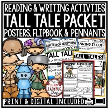 Tall Tales Unit of Study