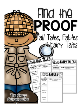 Tall Tales, Fables & Fairy Tales