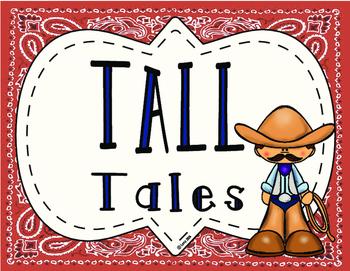 Tall Tales Genre Posters