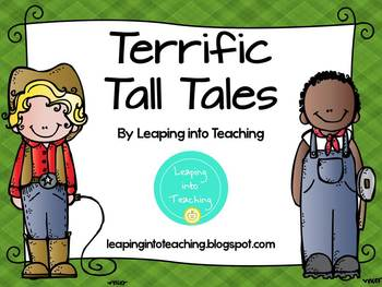 Tall Tales Literacy Unit