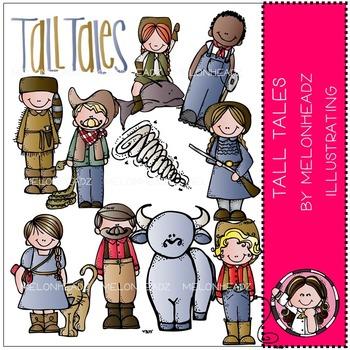 Tall Tales by Melonheadz