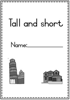 Tall and short math pack