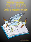 Tall tales with a modern twist: creative writing unit; Com