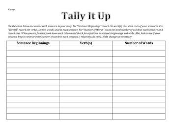 Tally It Up