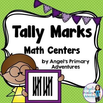 Tally Marks Math Centers