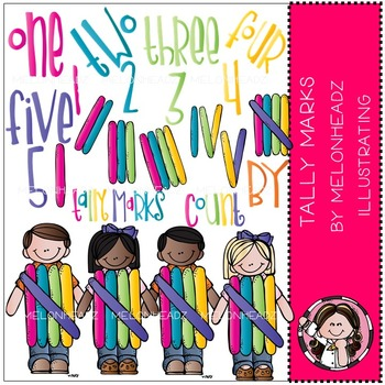 Tally Marks by Melonheadz COMBO PACK