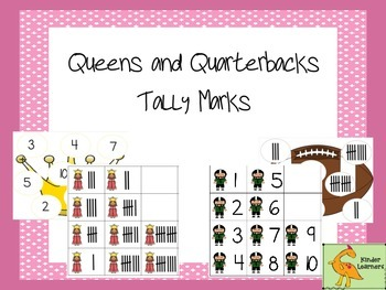 Tally Marks with Queens and Quarterbacks