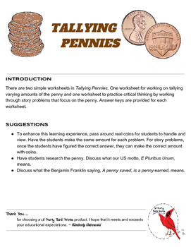 Tallying Pennies