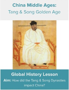 Tang & Song Developments (Golden Age)