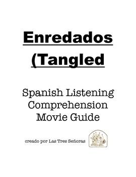 Tangled in Spanish/Enredados Movie Guide