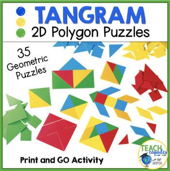 Tangram Polygon Puzzles