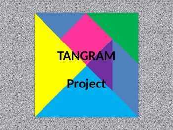 Project - Tangram