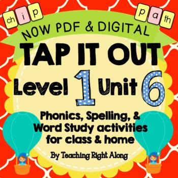 Tap It Out Unit 6 Level 1 (Suffix s)