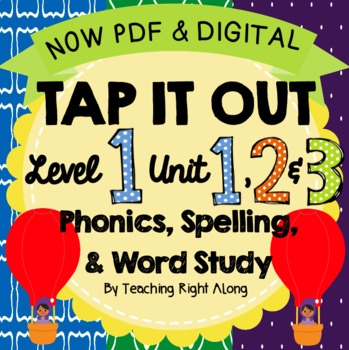Tap It Out Units 1, 2, and 3 Level 1 Bundle Pack