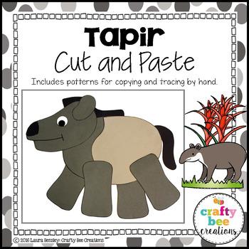 Tapir Cut and Paste