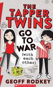 Tapper Twins Go to War Novel Study