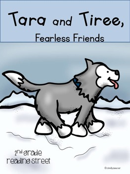 Tara and Tiree, Fearless Friends, Centers and Printables,
