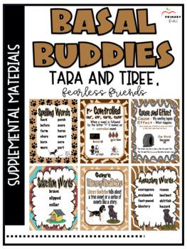 Tara and Tiree, Fearless Friends-Reading Street (2013)2nd