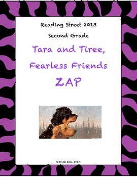 Tara and Tiree ZAP