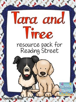 """""""Tara and Tiree"""" (resources for Reading Street)"""