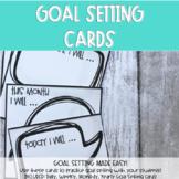 Target Adhesive Goal Setting