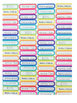 Classroom Sticker BUNDLE [Target Binder Label TEMPLATES (5)]