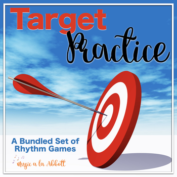 Target Practice!  A Rhythm Game to Practice Decoding {BUND