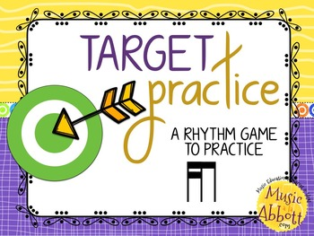 Target Practice!  A Rhythm Game to Practice Decoding {tika