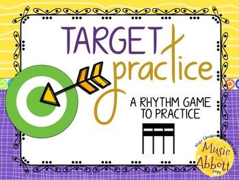 Target Practice!  A Rhythm Game to Practice Decoding {tika-tika}