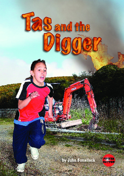 Tas and the Digger – Easy-reading adventure for reluctant-