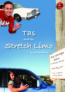 Tas and the Stretch Limo – Easy-reading adventure for relu