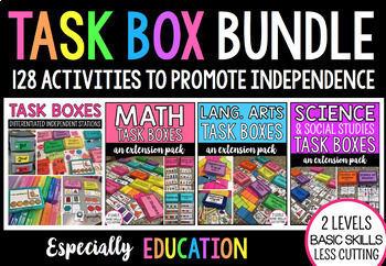 Task Box BUNDLE