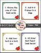Task Card & Product Frames - Book Worm Teacher Pack TheTra