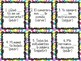 Task Card Set - Present Tense of Stem-Changing Verbs (e-ie
