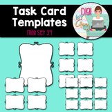 Task Card Templates clipart - MINI SET 39