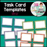 Task Card Templates clipart - SET 12