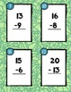 Task Cards: 2 digit subtraction with regrouping