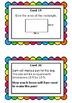 Task Cards - Area and Perimeter of Rectangles