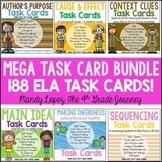 Task Cards Bundle {188 Cards!}