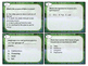Task Cards Scoot Activity Plant Classification, Structure,