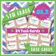 5th Grade Math Task Cards Bundle - ALL Operations & Algebr